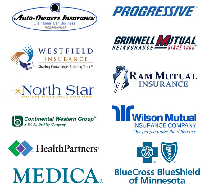 list of Insurance providers